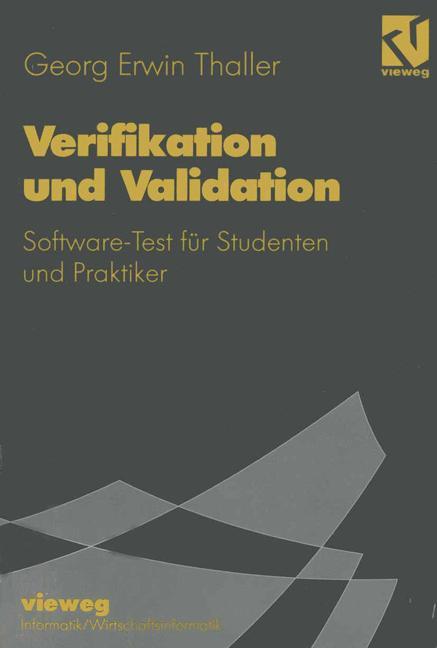 Verifikation und Validation (Lehrbuch Informati...