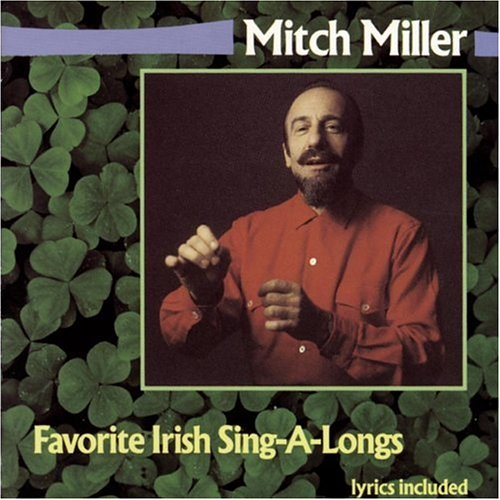 Miller Mitch - Favorite Irish Sing-alongs