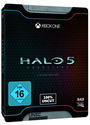 Halo 5: Guardians [Limited Edition inkl. Steelbook, Metal Figur, Info Karten]