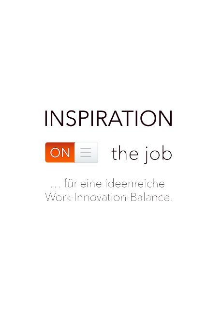 Inspiration on the job - Aerssen, Benno van