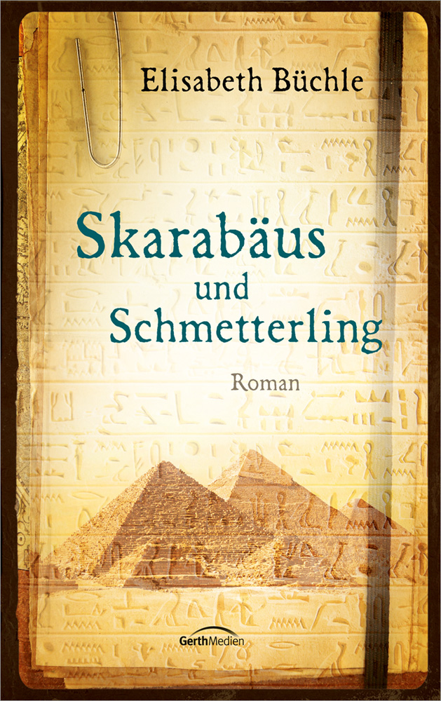 Skarabäus und Schmetterling - Elisabeth Büchle