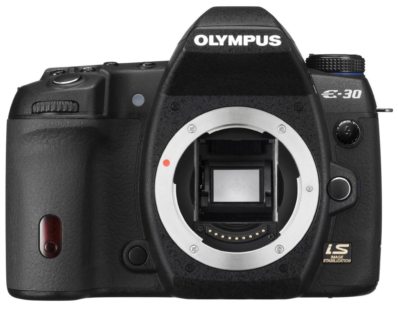 Olympus E-30 Body schwarz