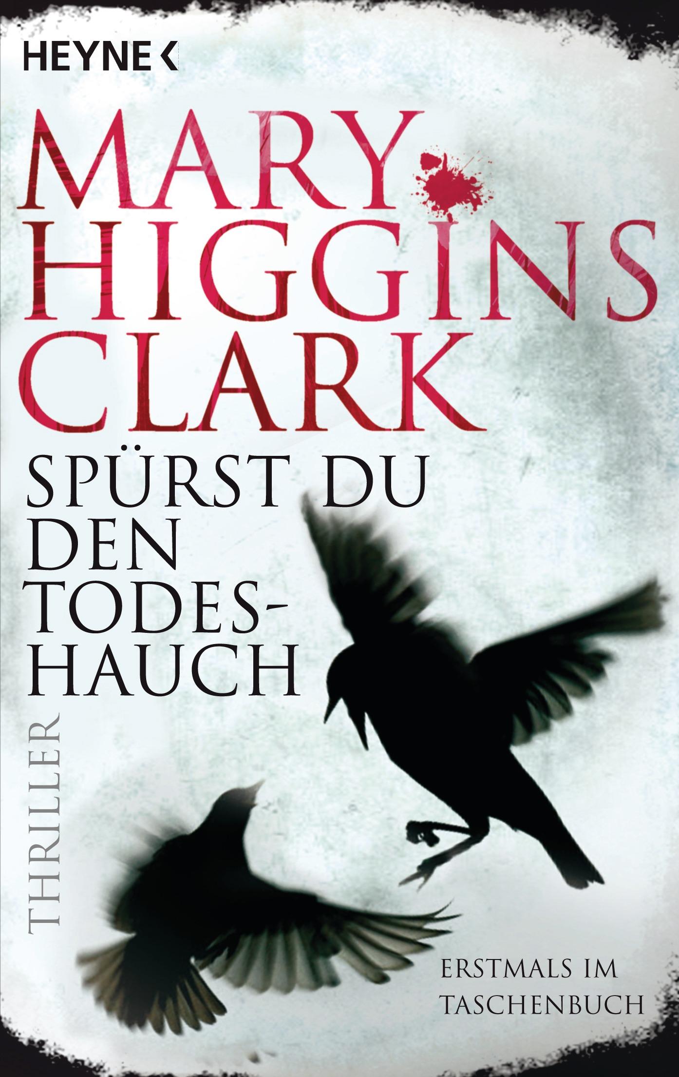 Spürst du den Todeshauch - Mary Higgins Clark