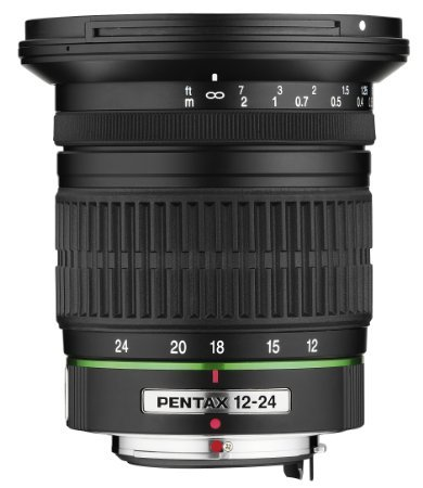 Pentax smc DA 12-24 mm 4.0 ED AL IF 77 mm Filte...