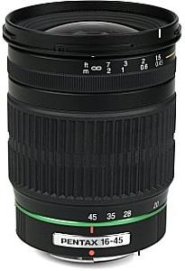 Pentax smc DA 16-45 mm 4.0 ED AL 67 mm Filterge...