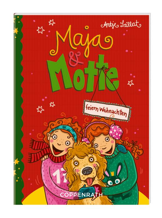 Coppenrath 61761 Maja & Motte feiern Weihnachte...