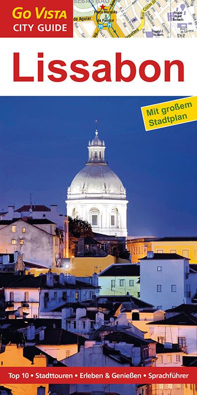 Lissabon: Reiseführer mit extra Stadtplan [Reih...