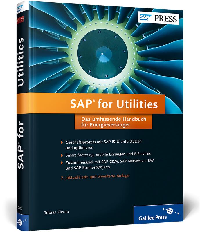 SAP for Utilities: Das umfassende Handbuch für ...