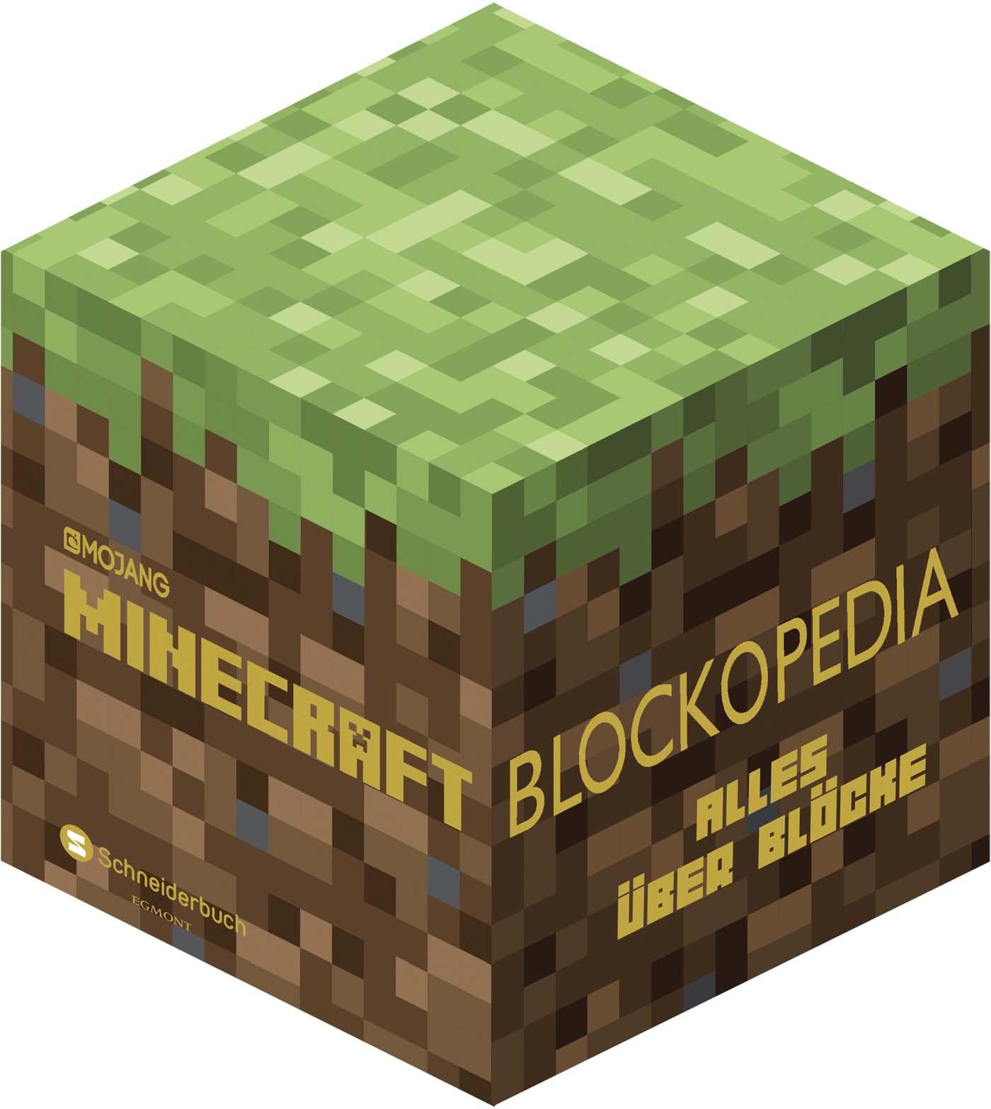 Minecraft: Blockopedia - Alles über Blöcke - Josef Shanel [Gebundene Ausgabe]
