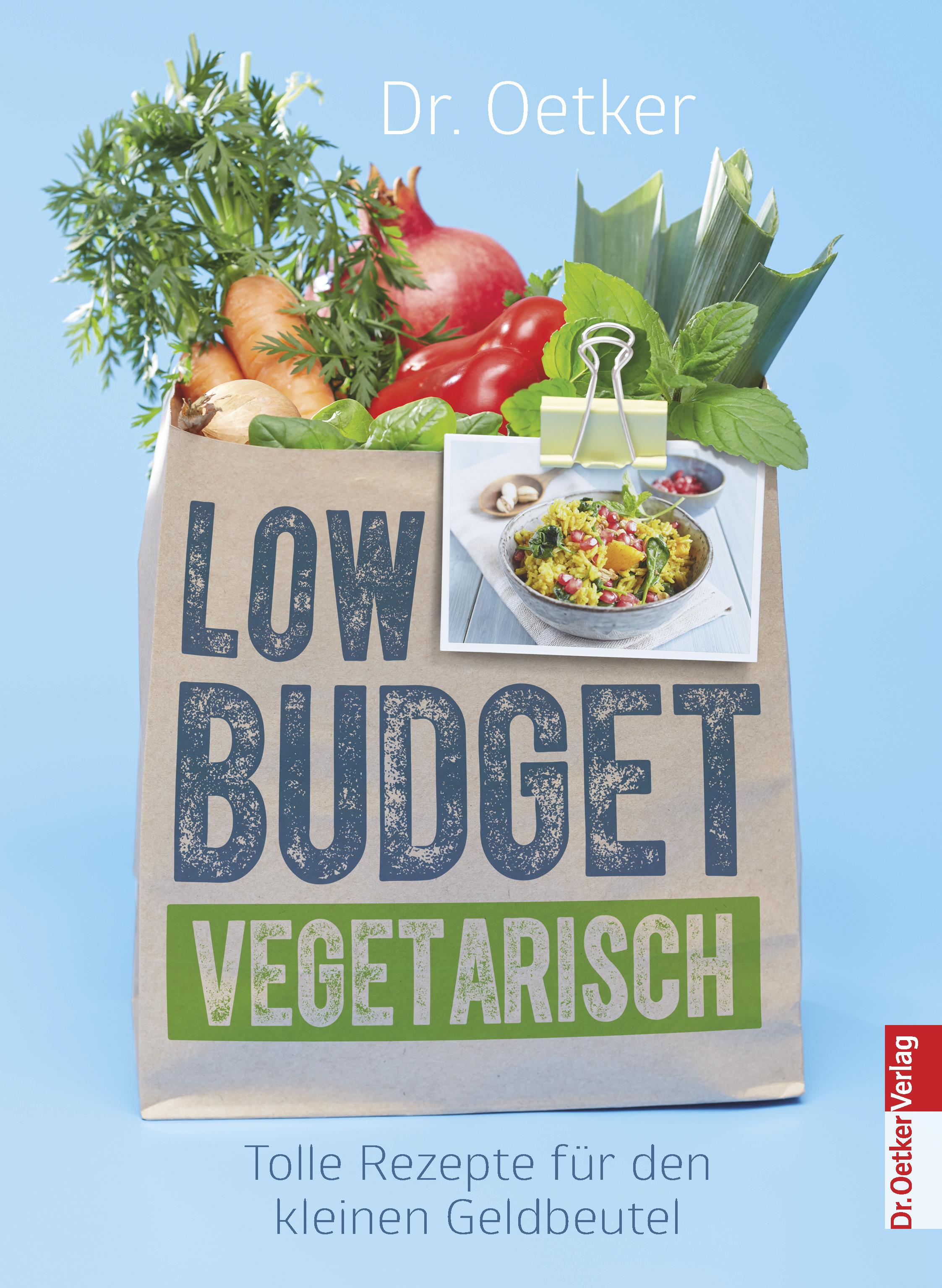 Low Budget Vegetarisch - Dr. Oetker