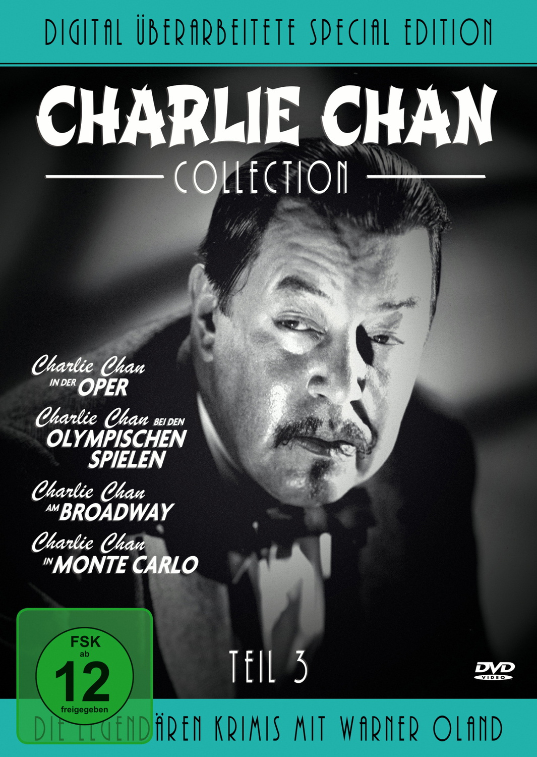 Charlie Chan Collection - Teil 3 [4 DVDs]