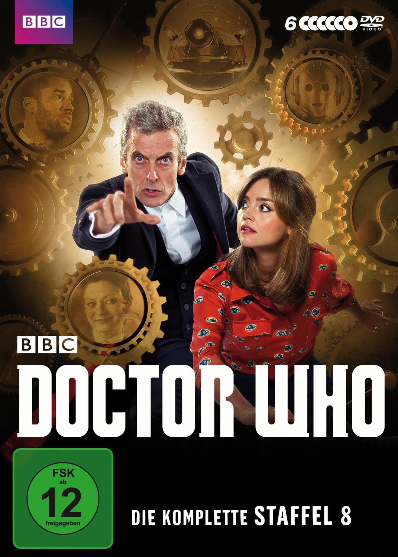 Doctor Who - Die komplette Staffel 8 [5 DVDs]