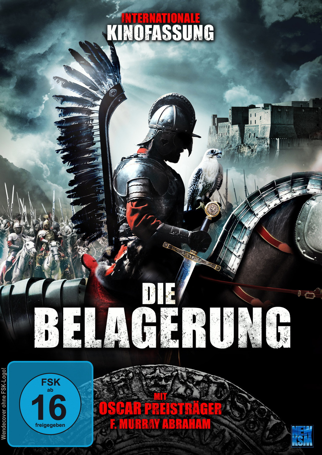 Die Belagerung [Internationale Kinofassung]