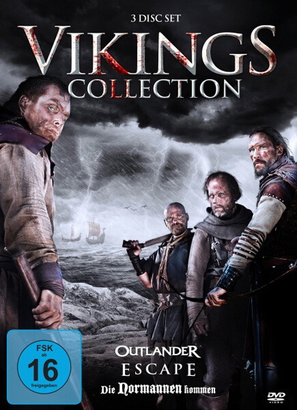 Vikings Collection [3 DVDs]