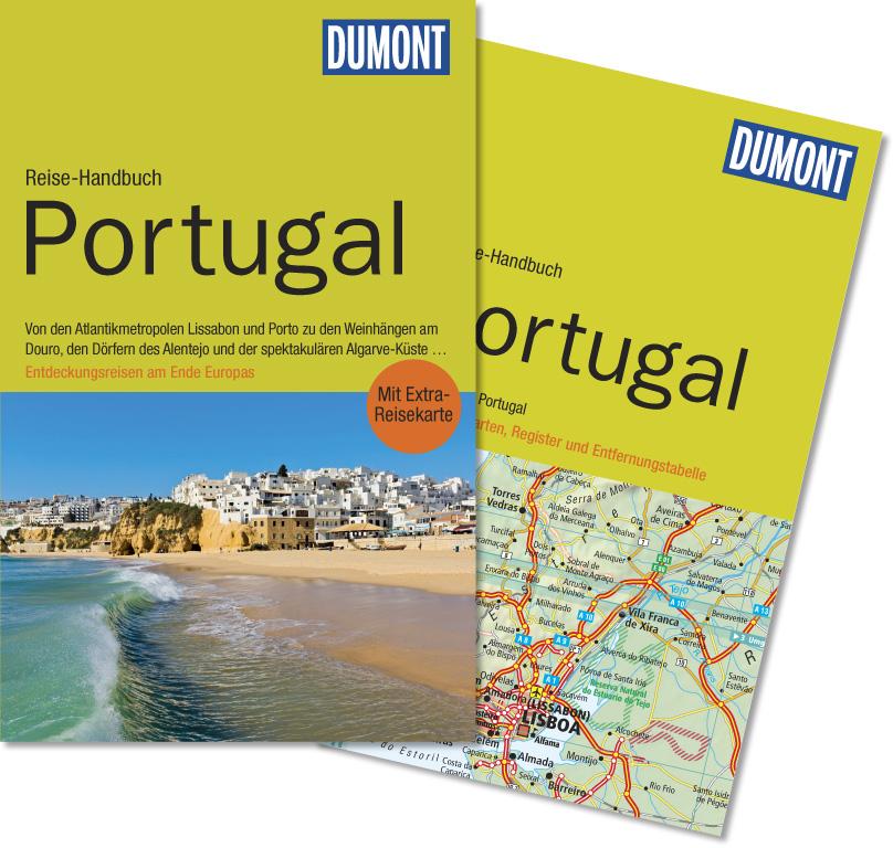 DuMont Reise-Handbuch Reiseführer Portugal: mit...