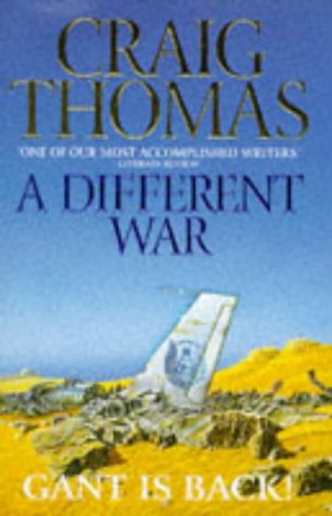 A Different War - Thomas, Craig
