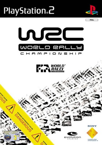 WRC World rally championship platinum - Playsta...