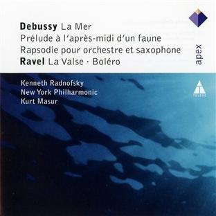 Radnofsky,Kenneth - Debussy / Ravel