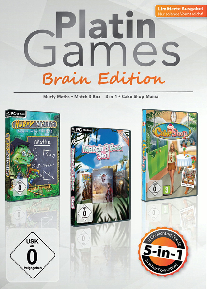 Platin Games - Brain Edition (PC)