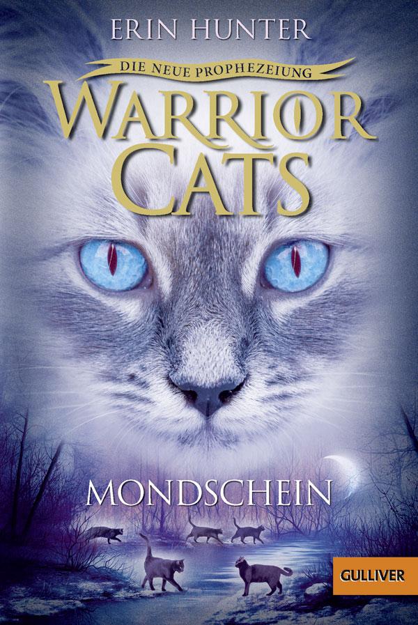 Warrior Cats - Staffel 2: Die neue Prophezeiung - Band 2 - Mondschein - Erin Hunter [Taschenbuch]