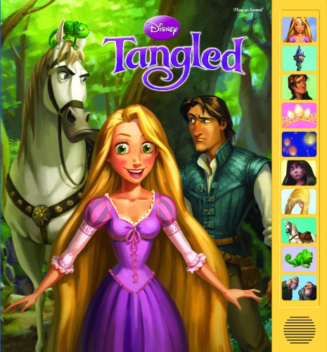 Tangled Play a Sound - Publications International