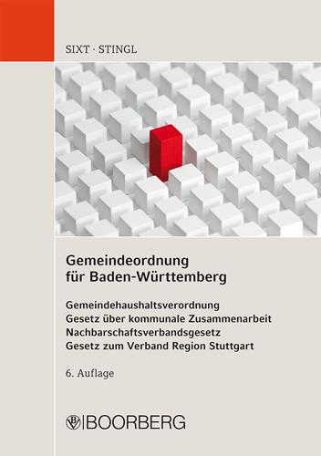 Gemeindeordnung für Baden-Württemberg: Gemeinde...
