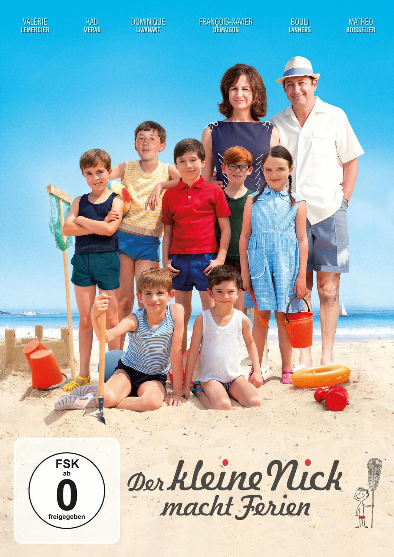Der kleine Nick macht Ferien - René Goscinny