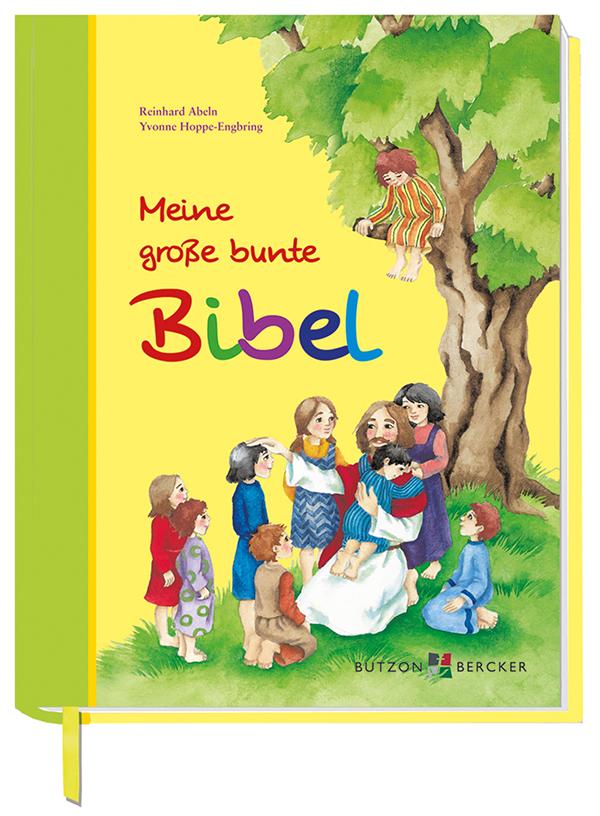 Meine große bunte Bibel - Abeln, Reinhard