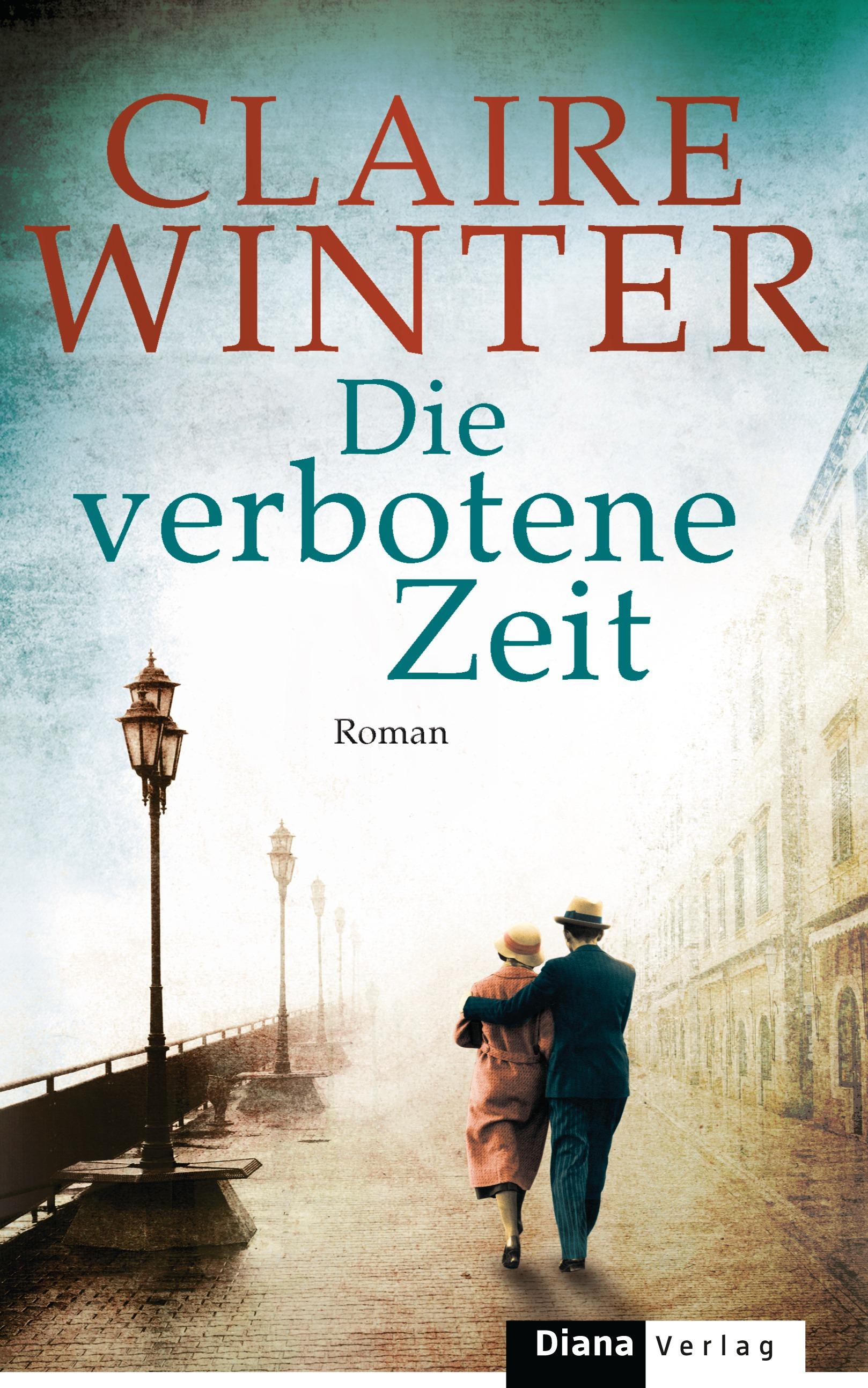 Die verbotene Zeit - Claire Winter