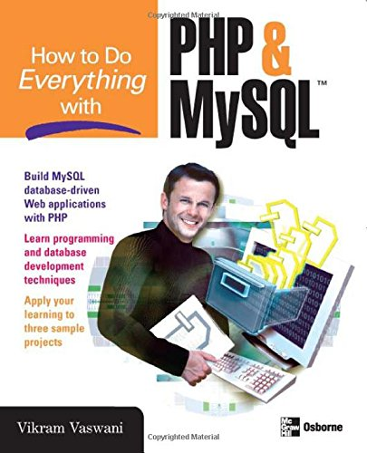 How to Do Everything with PHP and MySQL - Vaswa...