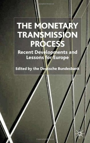 The Monetary Transmission Process: Recent Devel...
