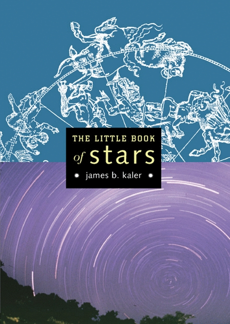 The Little Book of Stars (Little Book Series) -...