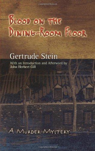 Gill, John Herbert - Blood on the Dining-Room F...