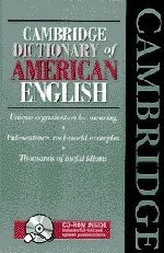Cambridge Dictionary of American English Book w...