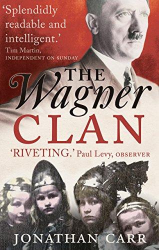 Wagner Clan - Carr, Jonathan