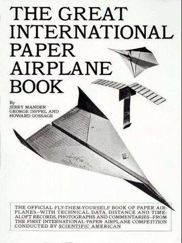 The Great International Paper Airplane Book - M...