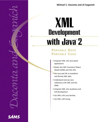 XML Development with Java 2, w. CD-ROM (Sams Wh...