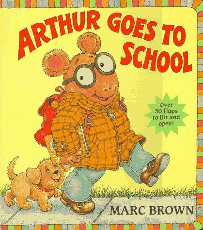 Arthur Goes to School (Great Big Board Book) - ...