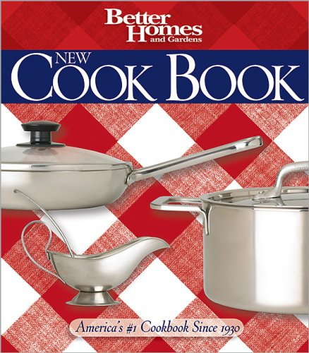 Better Homes and Gardens New Cook Book - Better...