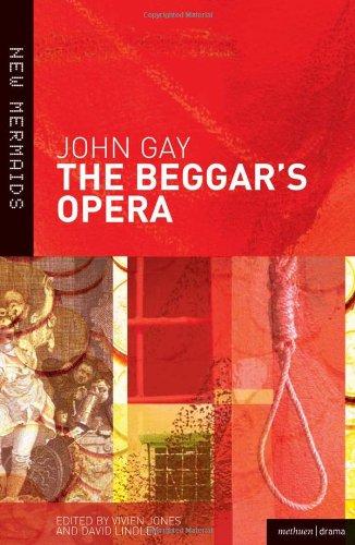 The Beggar´s Opera (New Mermaids) - Gay, John