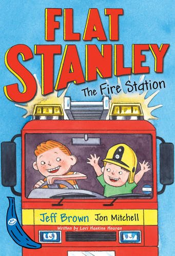 Flat Stanley and the Fire Station (Banana Books...