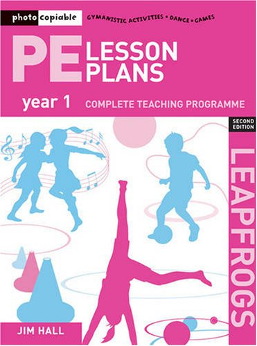 PE Lesson Plans Year 1: Photocopiable Gymnastic...