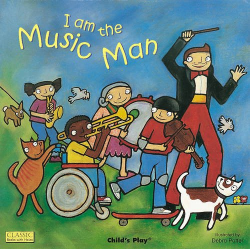 Music Man (Books with Holes)