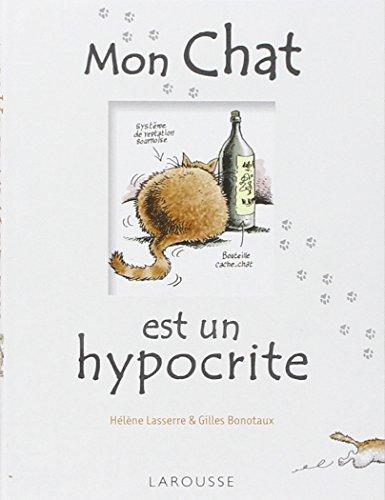 Mon chat est un hypocrite : (Et en plus, il est...