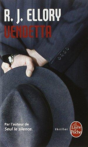 Vendetta (Le Livre de Poche) - Ellory, Roger Jon