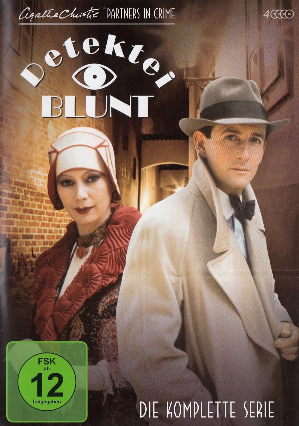 Agatha Christies Detektei Blunt - Die komplette...
