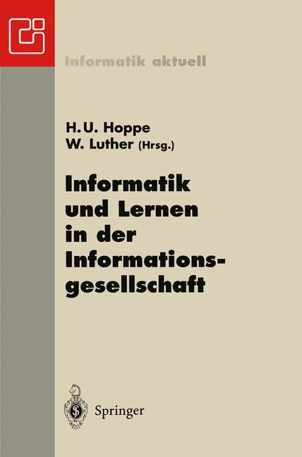 Informatik und Lernen in der Informationsgesell...
