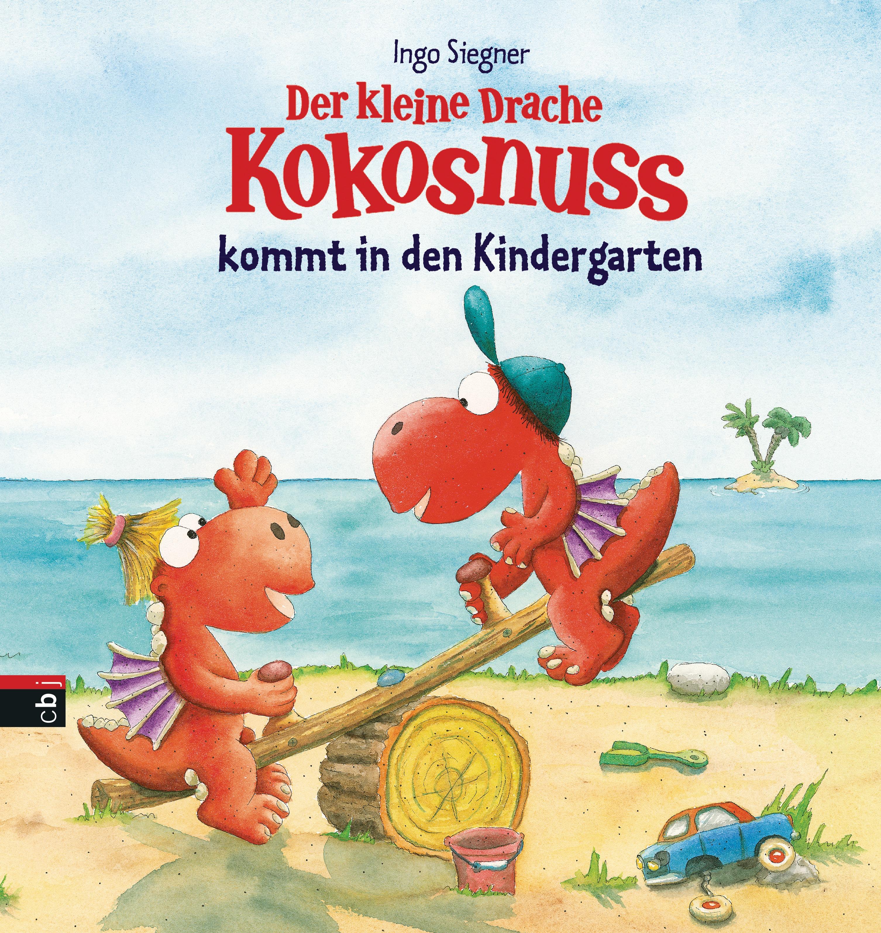 Der kleine Drache Kokosnuss: Folge 04 - ... kommt in den Kindergarten