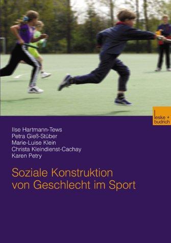 Soziale Konstruktion von Geschlecht im Sport - ...