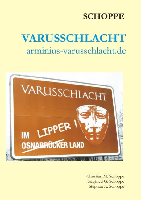 Varusschlacht: arminius-varusschlacht.de - Scho...
